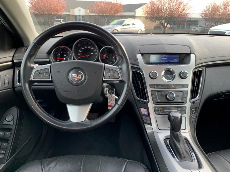 Cadillac CTS Sedan 2012 price
