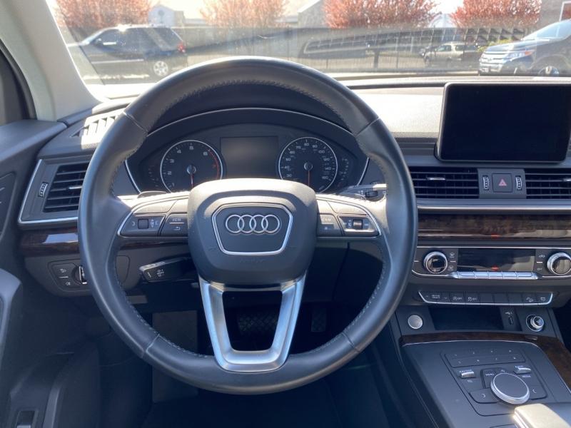Audi Q5 2018 price $31,885