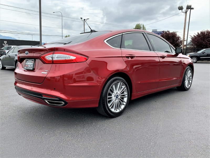 Ford Fusion 2015 price $15,398