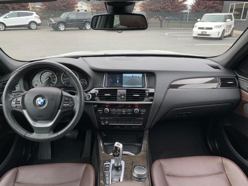 BMW X3 2017 price $28,950