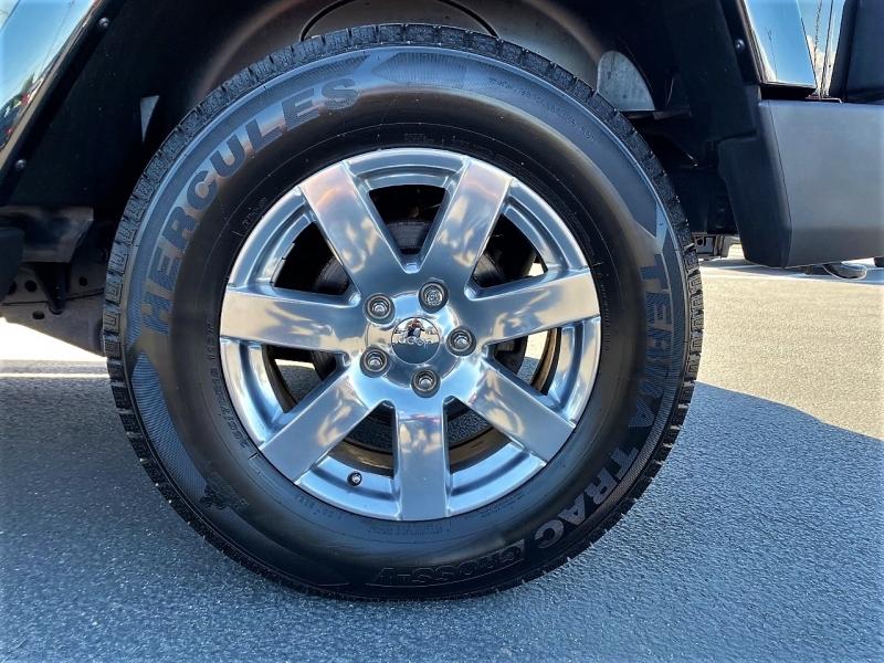 Jeep Wrangler 2013 price $22,950