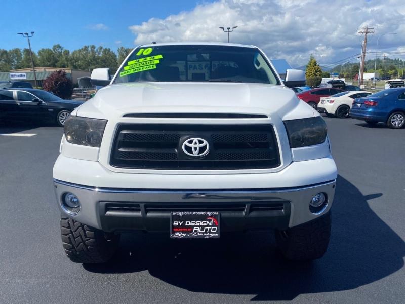 Toyota Tundra 4WD Truck 2010 price