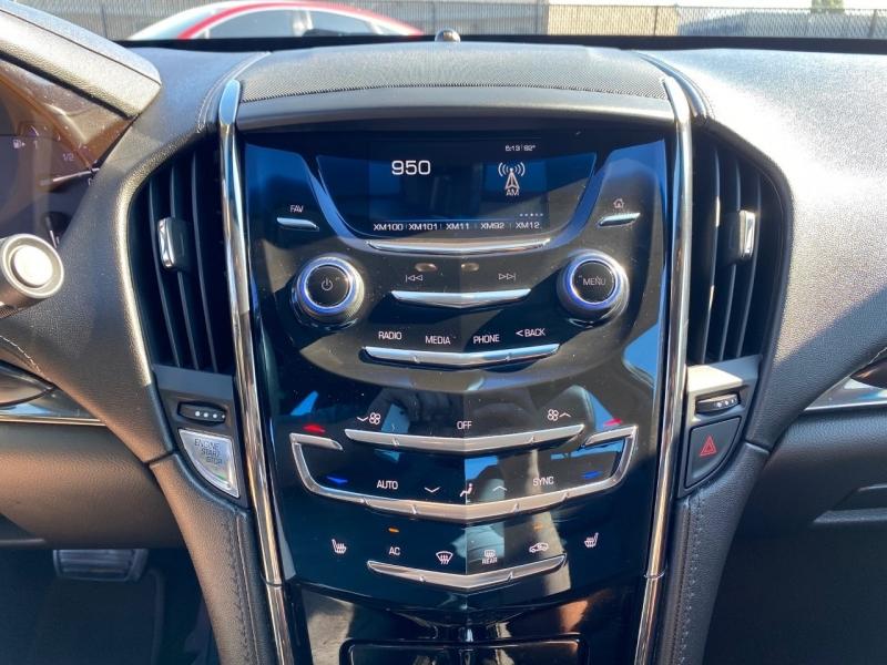 Cadillac ATS 2014 price $17,750