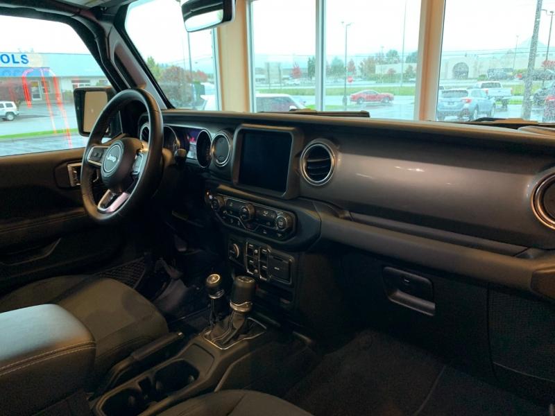 Jeep Wrangler 2021 price $53,950