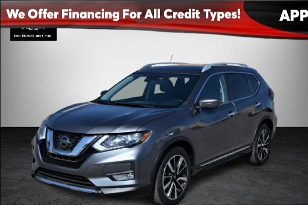 NISSAN ROGUE 2019 price $21,900