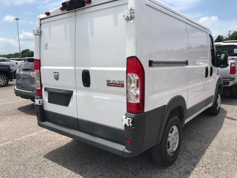 Ram ProMaster Cargo Van 2016 price $14,490