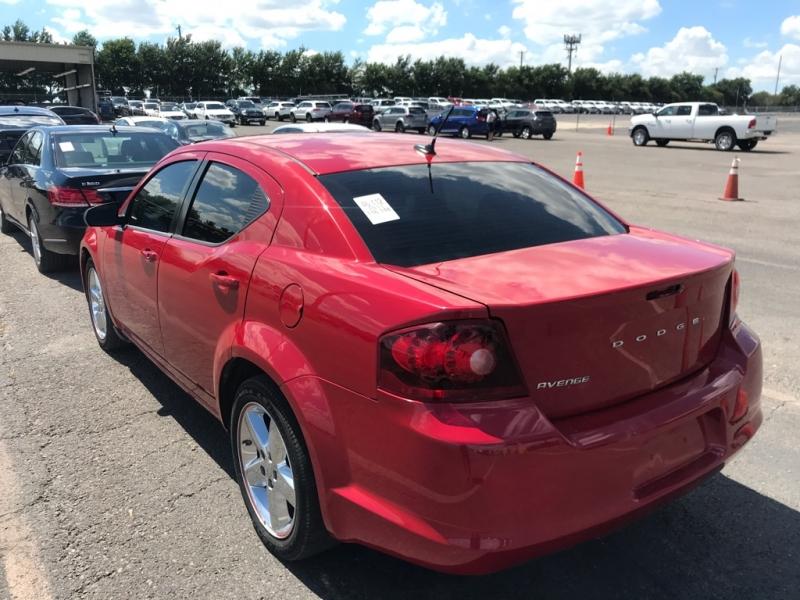 Dodge Avenger 2013 price $3,900