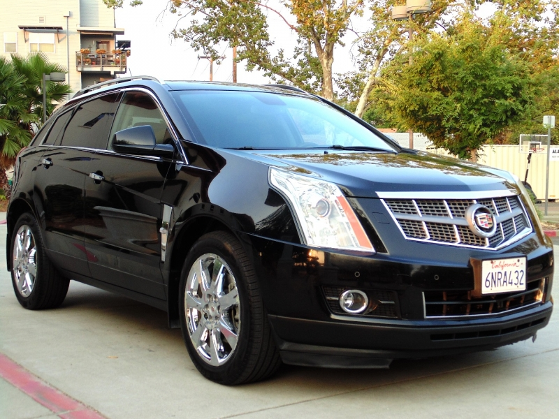 Cadillac SRX Turbo AWD Performance 2010 price $14,975