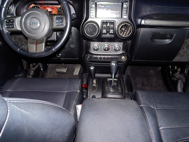 Jeep Wrangler Unlimited 2011 price $34,950
