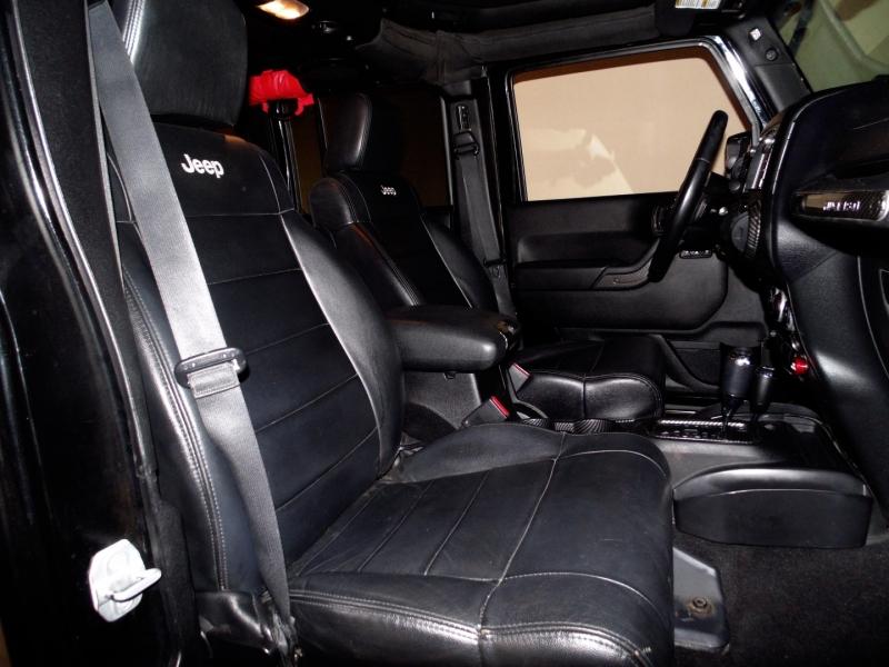 Jeep Wrangler Unlimited 2011 price $34,850