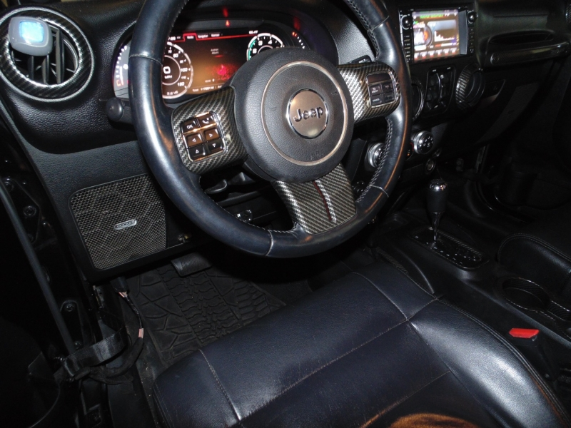 Jeep Wrangler Unlimited 2011 price $34,950