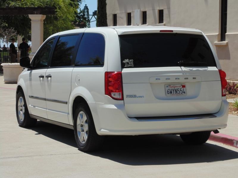 Dodge Grand Caravan 2012 price $9,875