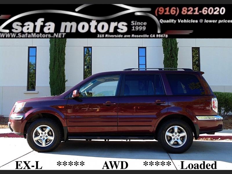 Honda Pilot 4WD 4dr EX-L 2007 price $6,495