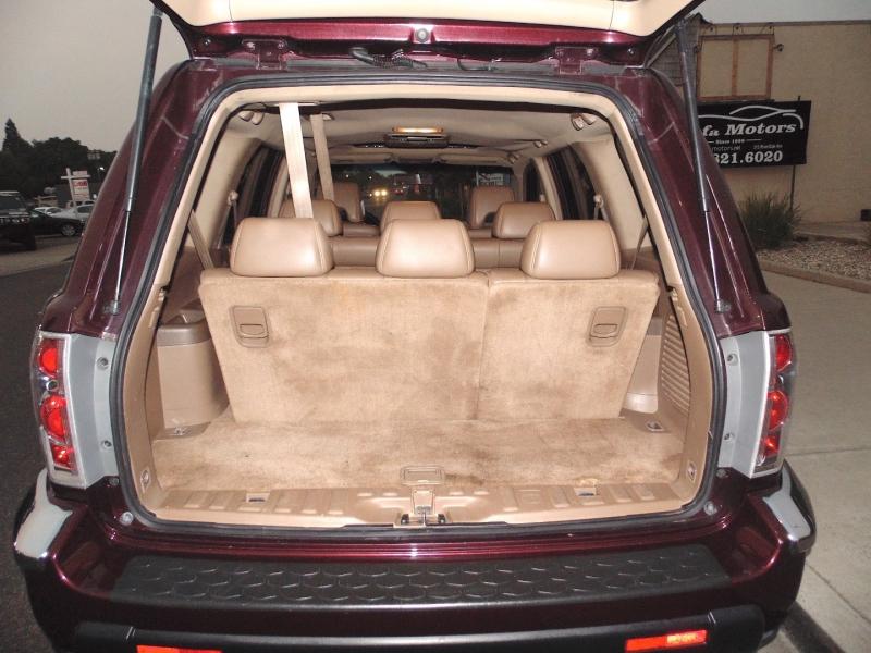 Honda Pilot 4WD EX-L 4X4 2007 price $7,875