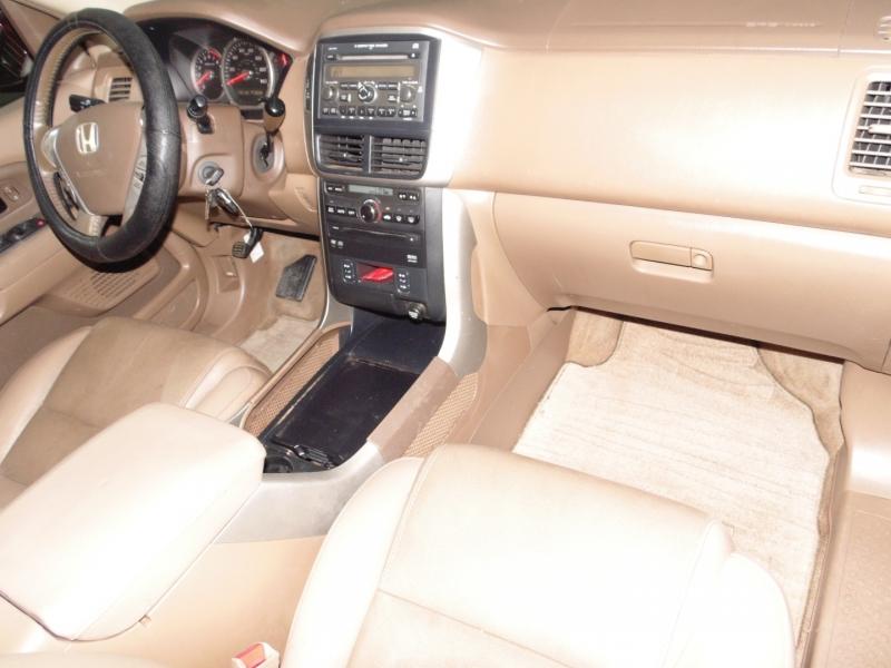 Honda Pilot 4WD EX-L 4X4 2007 price $7,395