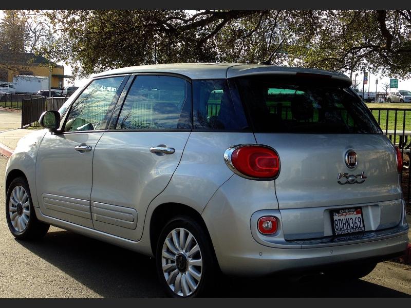 Fiat 500L 2014 price $7,455