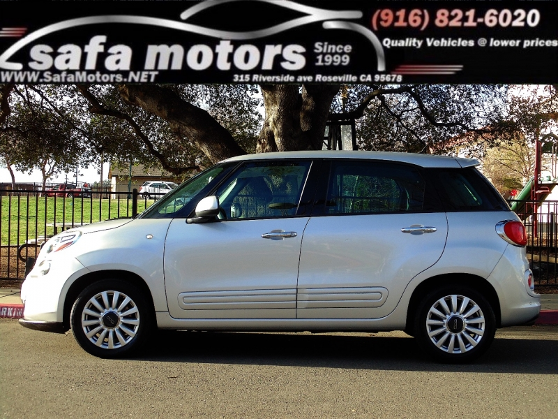 Fiat 500L 2014 price $7,645