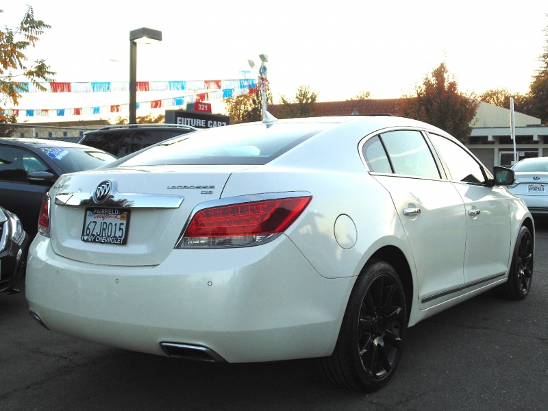 Buick LaCrosse 2011 price $11,495