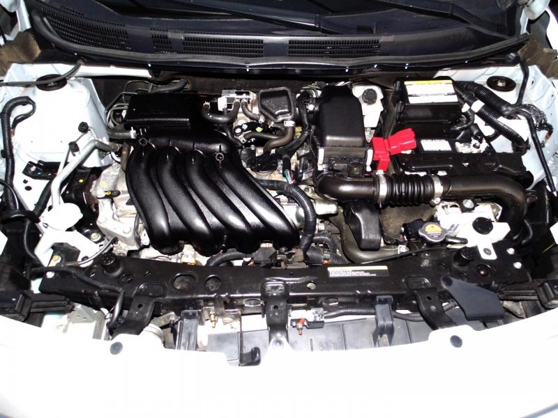 Nissan Versa Sedan SV 2017 price $7,995