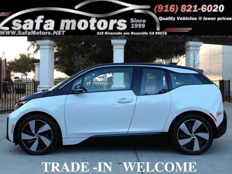 BMW i3 w/Range Extender 2018 price $21,785