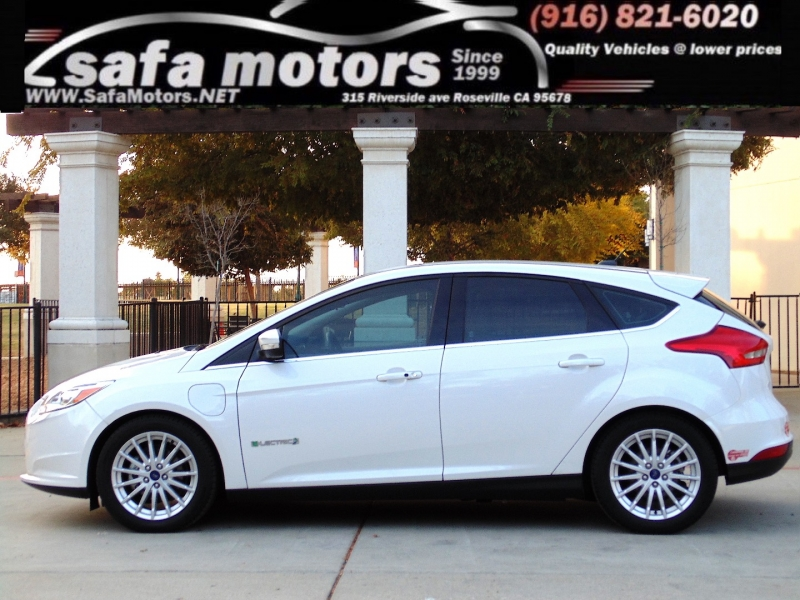 Ford Focus Electric 2018 price $15,485