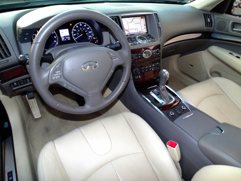 Infiniti G37X Sedan AWD 2012 price $13,985