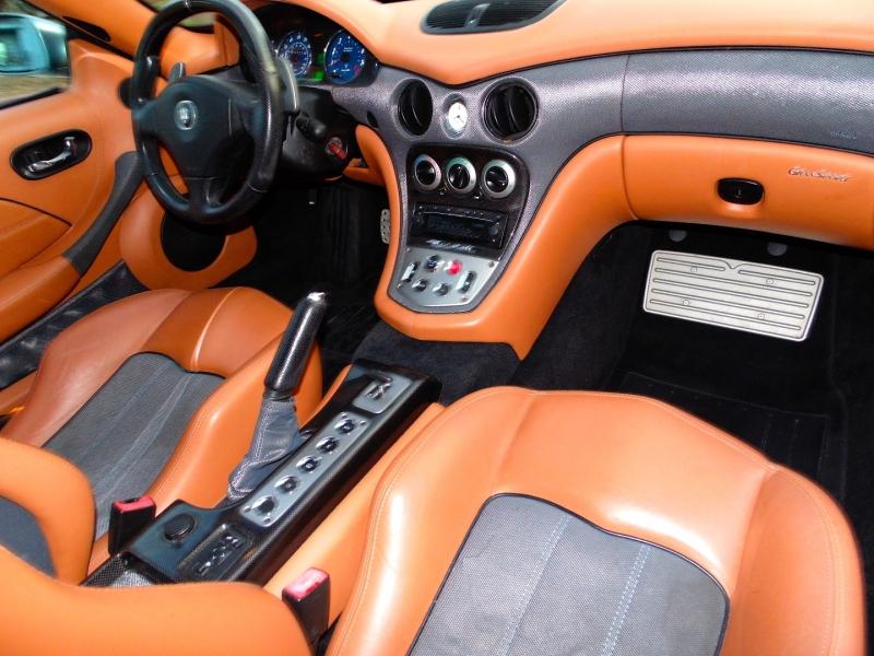 Maserati GranSport 2005 price $23,470