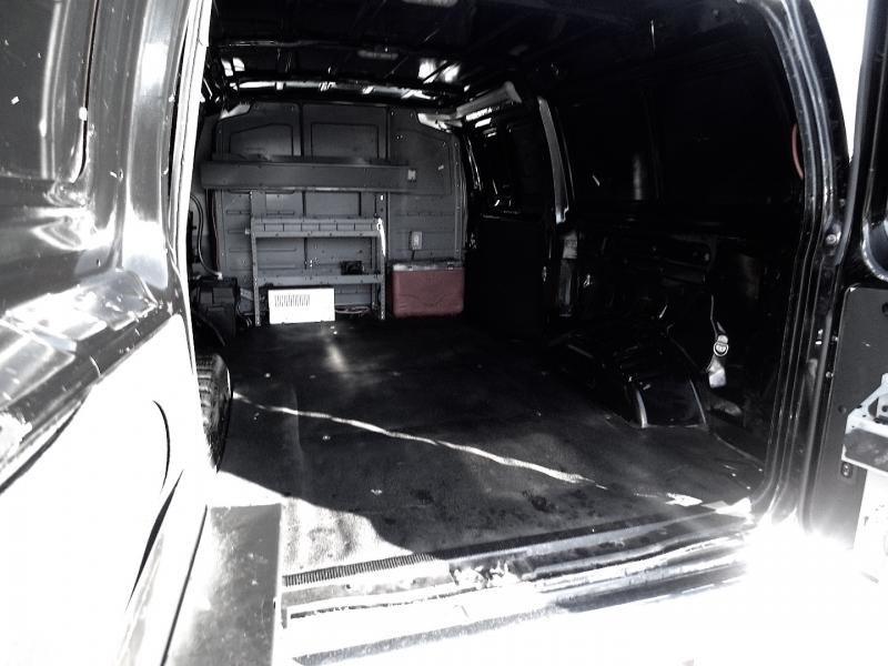 Ford Econoline Cargo Van 2013 price $10,995