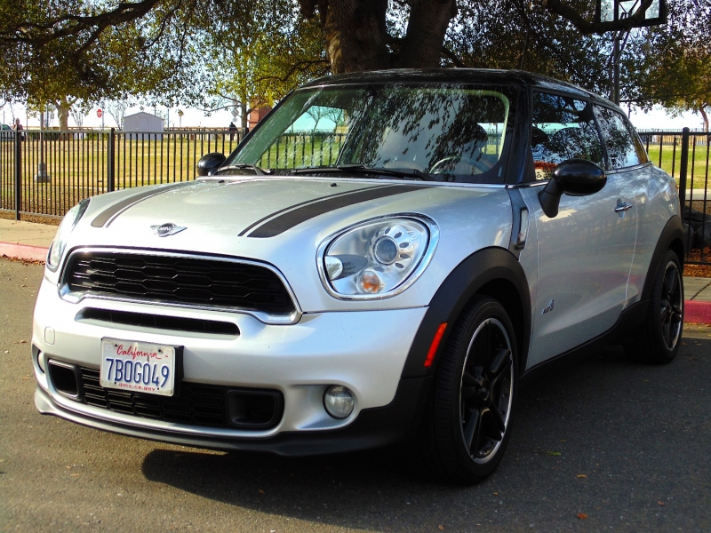 Mini Cooper Paceman S AWD 2014 price $11,985