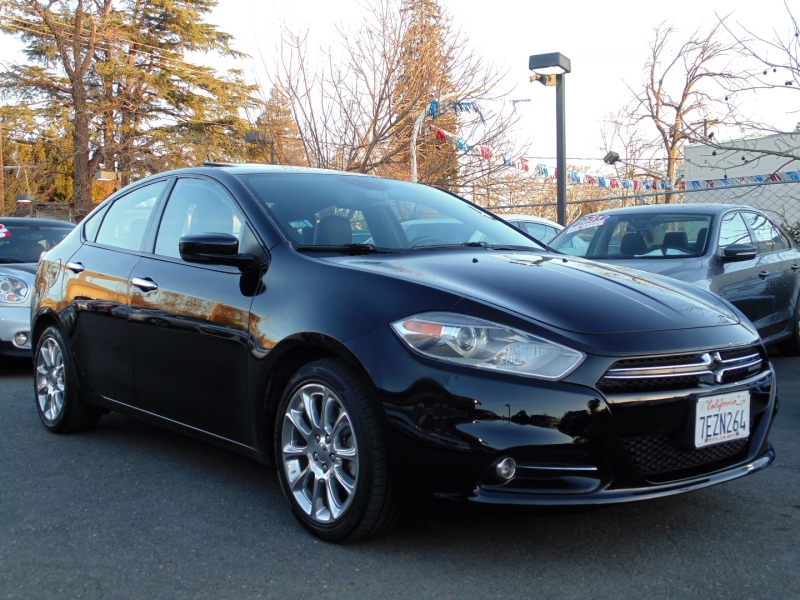 Dodge Dart 2013 price $8,895