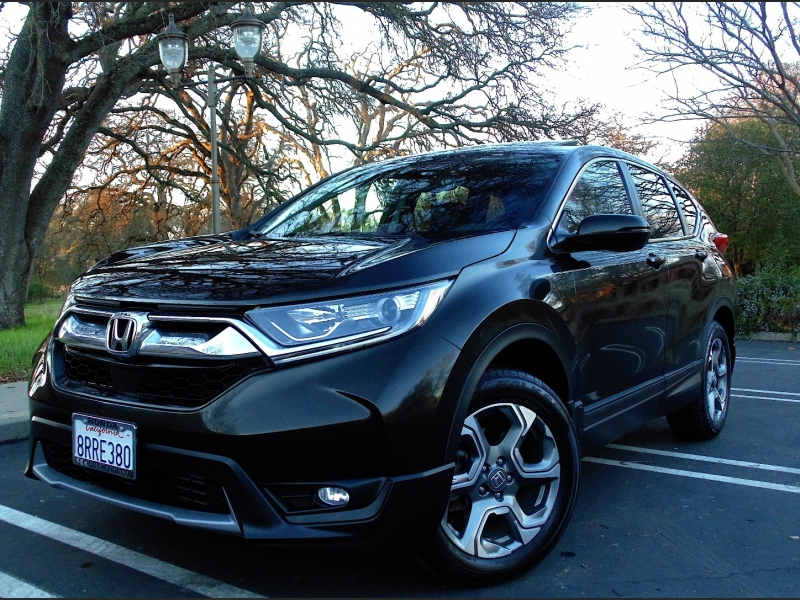 Honda CR-V EX-L AWD 2017 price $23,450