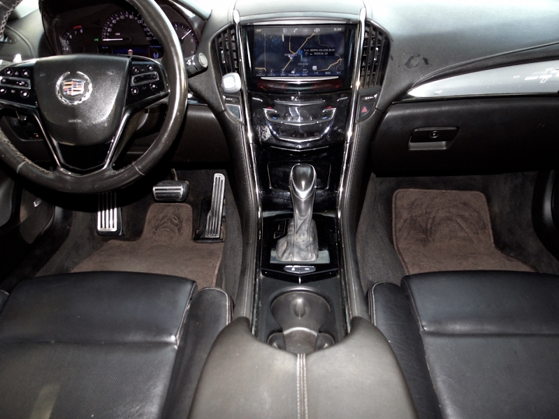 Cadillac ATS Premium 2013 price $9,885