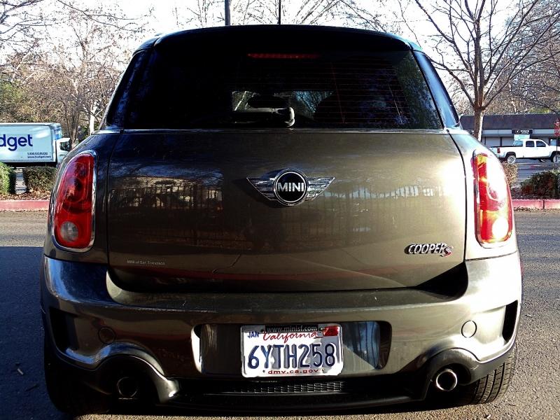 Mini Cooper Countryman S ALL4 2012 price $9,785