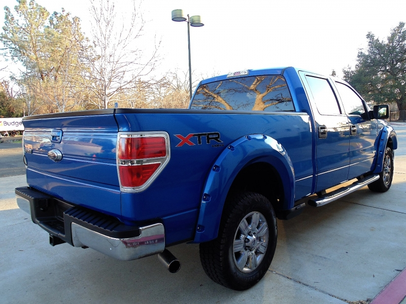 Ford F-150 2012 price $18,750