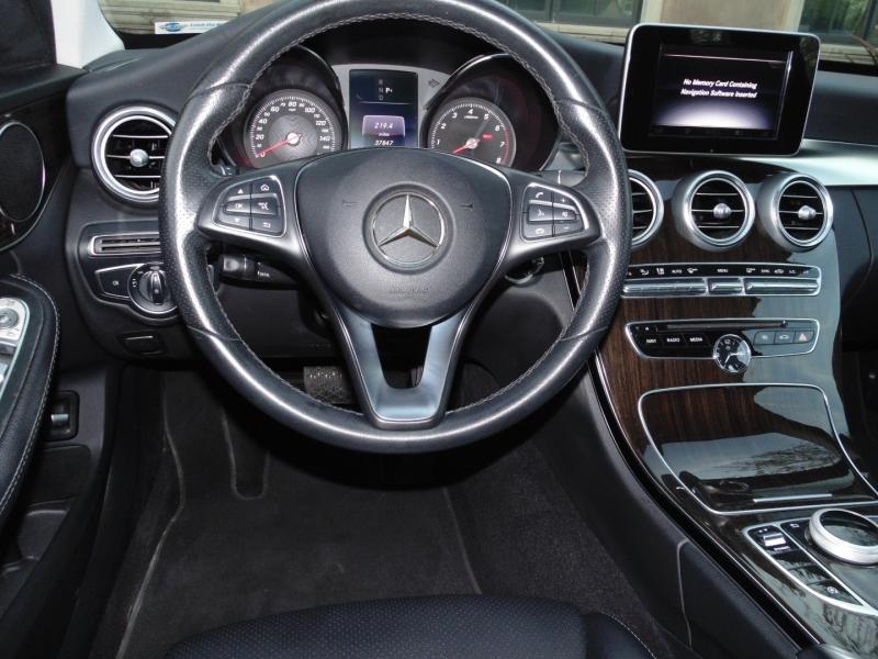 Mercedes-Benz C-Class 2017 price $21,995