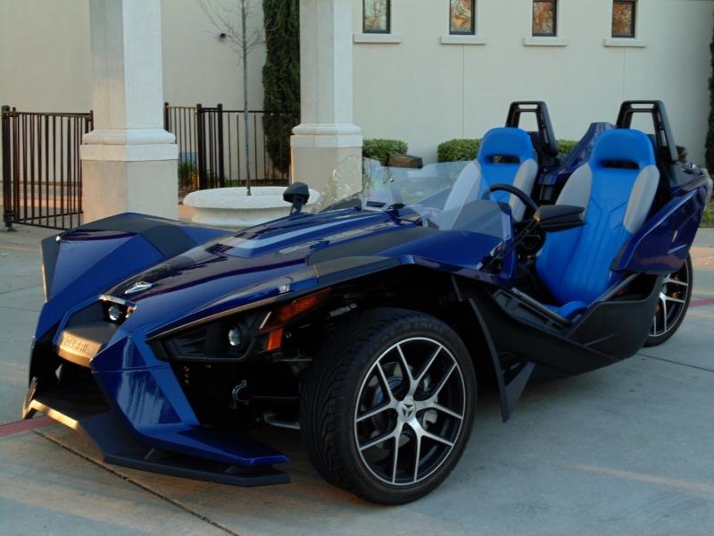 Polaris Slingshot SL 2018 price $23,500