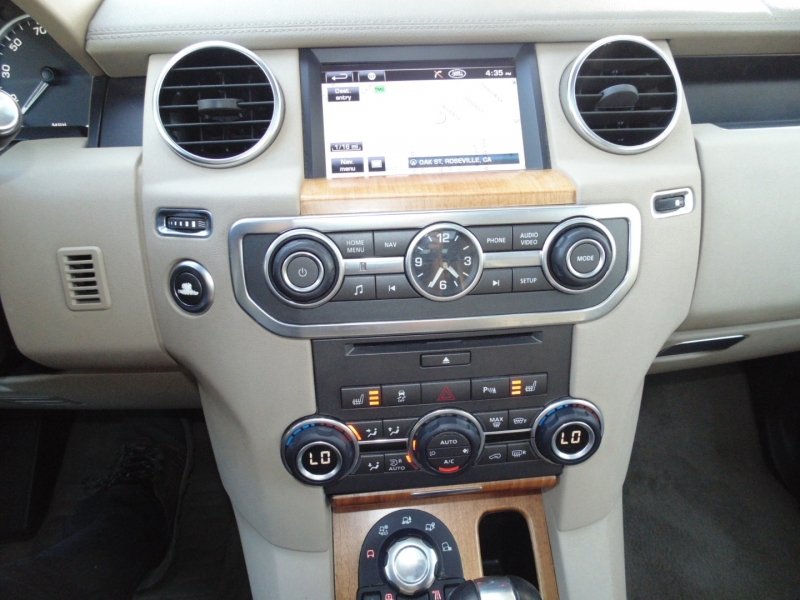 Land Rover LR4 HSE LUX 2012 price $14,995