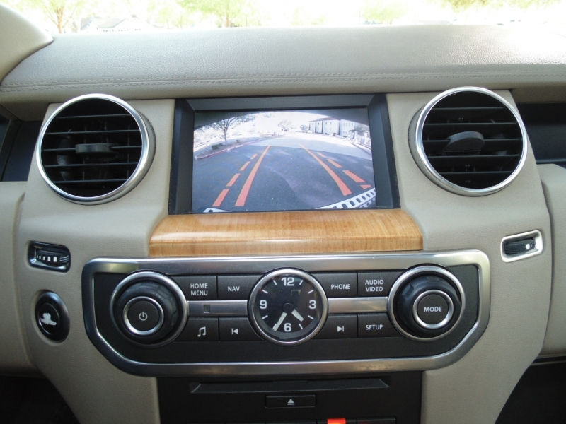 Land Rover LR4 HSE LUX 2012 price $15,875