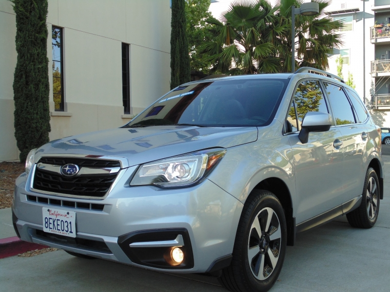 Subaru Forester Limited 2018 price $22,500