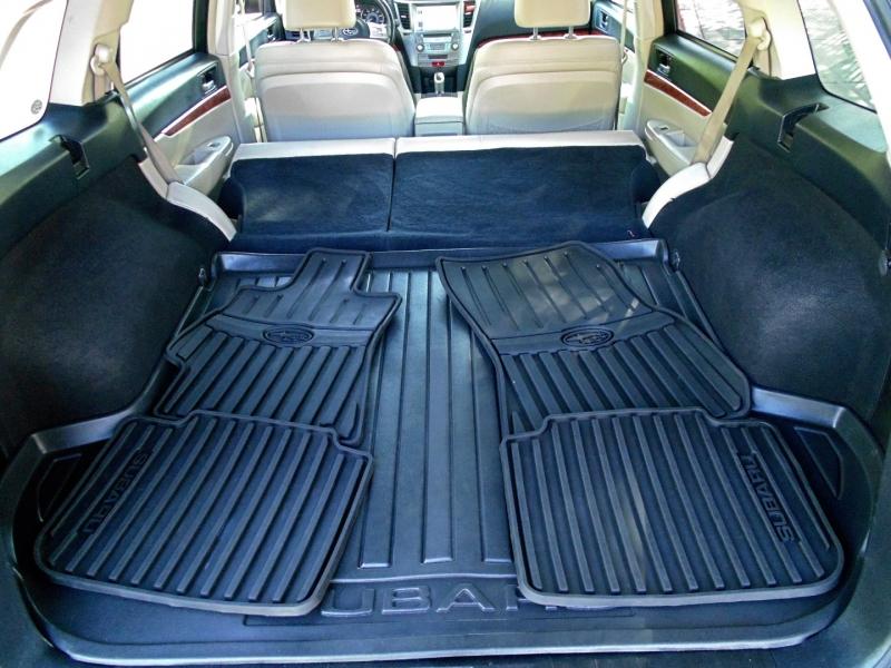 Subaru Outback Limited 2010 price $8,750