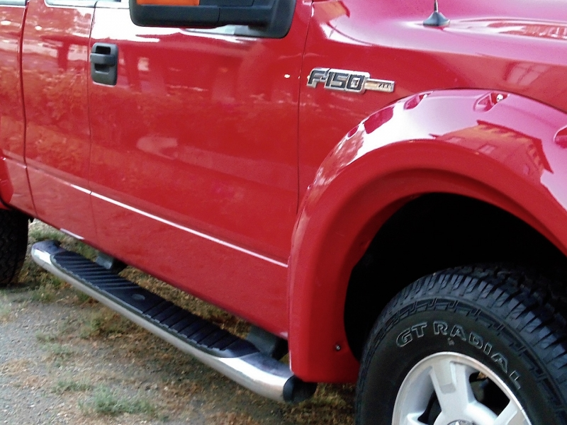 Ford F-150 4WD SuperCab 145 XLT 4x4 2009 price $16,450