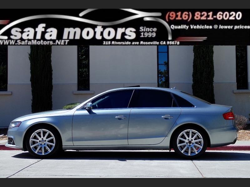 Audi A4 2011 price $10,875