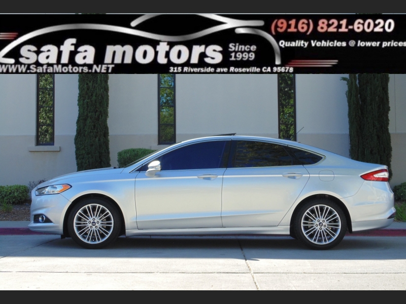 Ford Fusion 2013 price $10,725