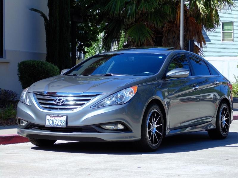 Hyundai Sonata 2014 price $10,995