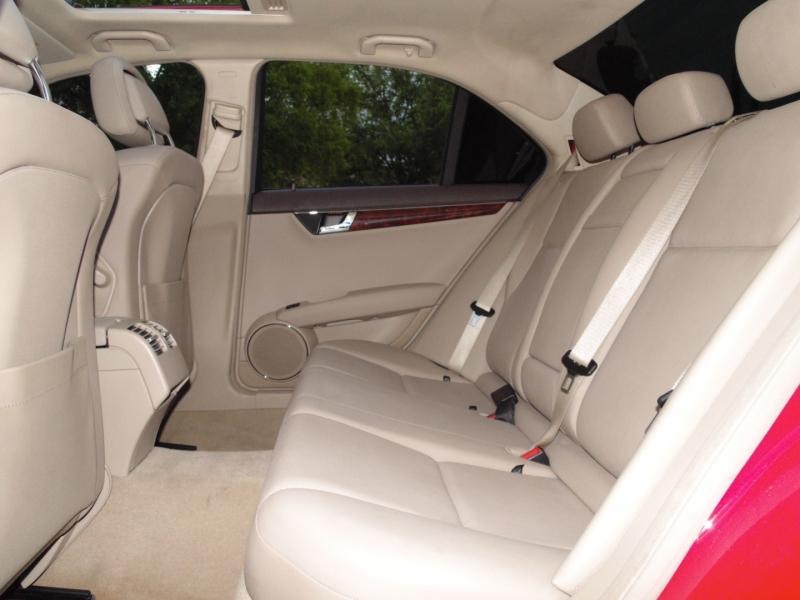 Mercedes-Benz C-Class 2011 price $10,875