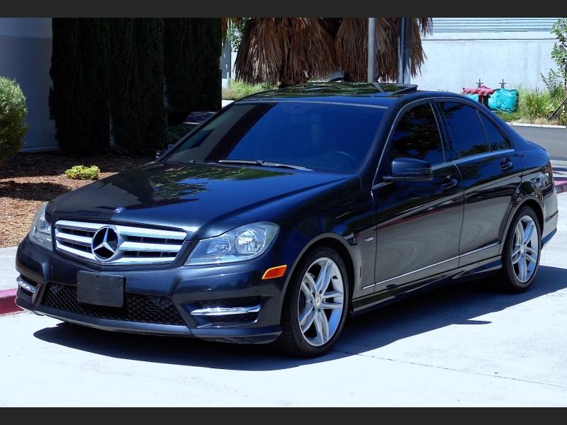 Mercedes-Benz C-Class 2012 price $11,950