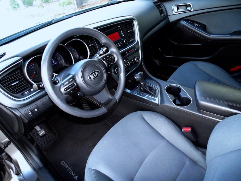 Kia Optima 2015 price $12,875