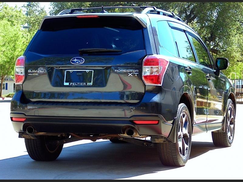 Subaru Forester 2.0XT Touring 2014 price $17,875