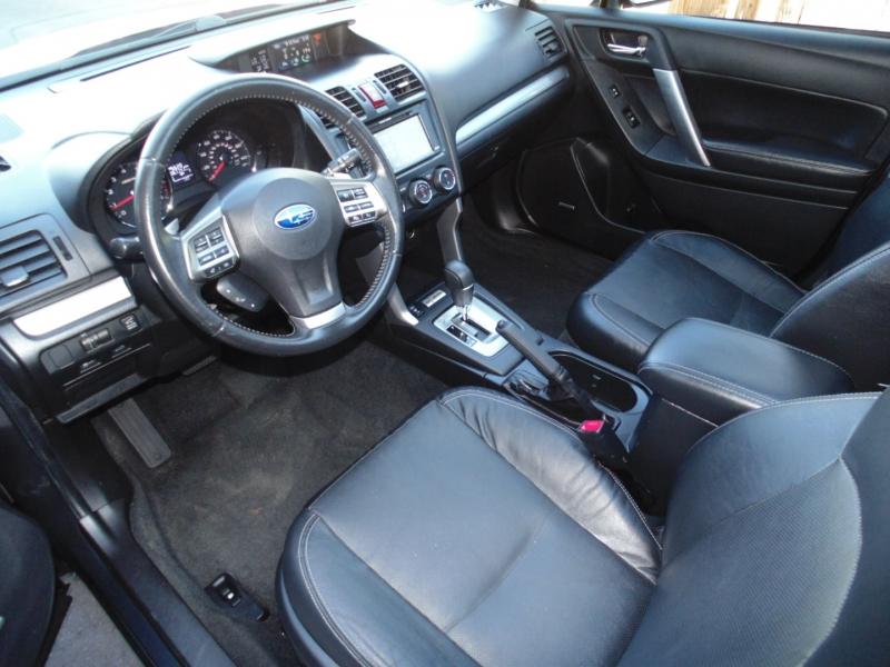 Subaru Forester 2.0XT Touring 2014 price $18,750