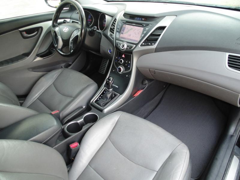 Hyundai Elantra Limited Edition 2015 price $10,598